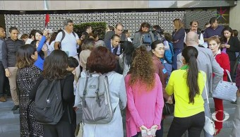 Comisiones Cultura Salud Se Manifiestan San Lázaro