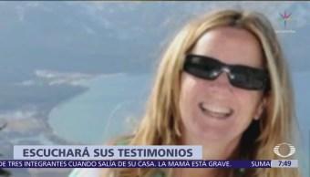 Comité del Senado EU escuchará a víctima abusos de Kavanaugh