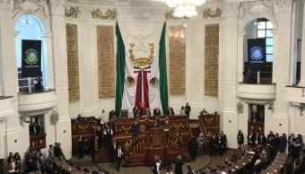 Congreso de CDMX reasignará presupuesto para reconstrucción