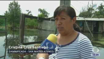 Sigue La Alerta Inundaciones San Mateo Atenco