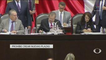 Coordinadores parlamentarios no quieren renunciar privilegio