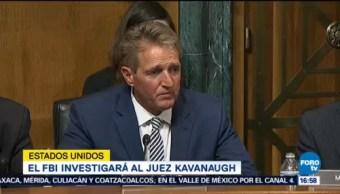 Trump Ordena FBI Investigar Acusaciones Kavanaugh