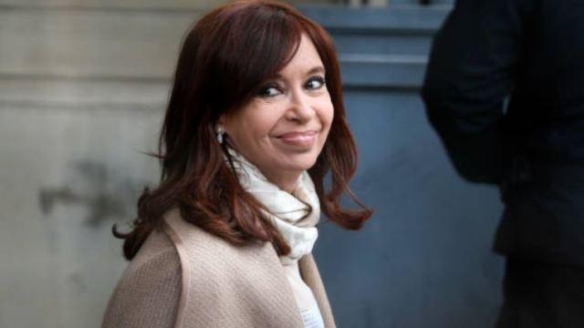 Foto: Cristina Fernández, exmandataria de Argentina
