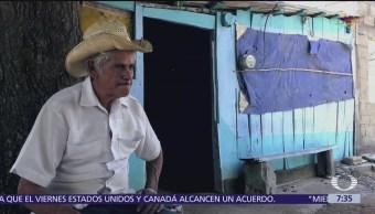 Damnificados del sismo 7S en Chiapas aún no reciben ayuda total