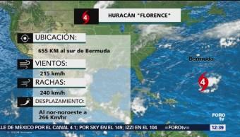 Declaran emergencia en Washington por cercanía de 'Florence'