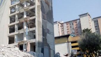 Edificio Osa Mayor fue demolido en febrero