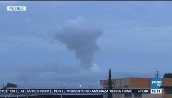 Desalojan Miles Familias Fuga De Gas Puebla