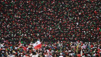 CDMX reporta saldo blanco durante desfile militar
