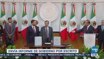 Detalles del Sexto Informe de Gobierno de EPN