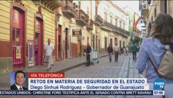 Diego Sinhué Inversiones llegan a Guanajuato