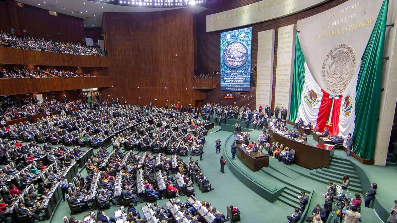 Diputados acuerdan glosa del Sexto Informe de Gobierno