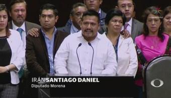 Diputados de Morena y aliados exhortan suspender evaluación