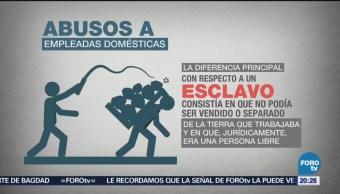 Discriminación y abusos laborales a empleadas domésticas