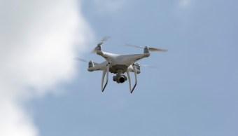 Ladrón casas Coyoacán dron vigilar víctimas