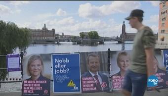 El avance de la ultraderecha en Suecia