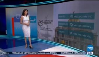 El clima A las 3, con Daniela Álvarez [03-09-2018]