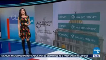 Clima Tres Daniela Álvarez Lluvias Condiciones Climatológicas