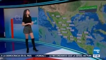 El Clima con Daniela Álvarez [07-09-2018]