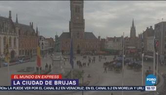 El Mundo en Express La ciudad de Brujas