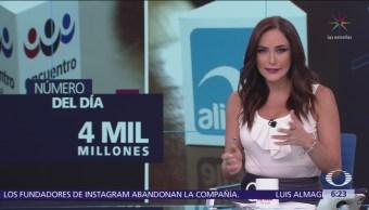 4 mil millones costó Nueva Alianza y Encuentro Social
