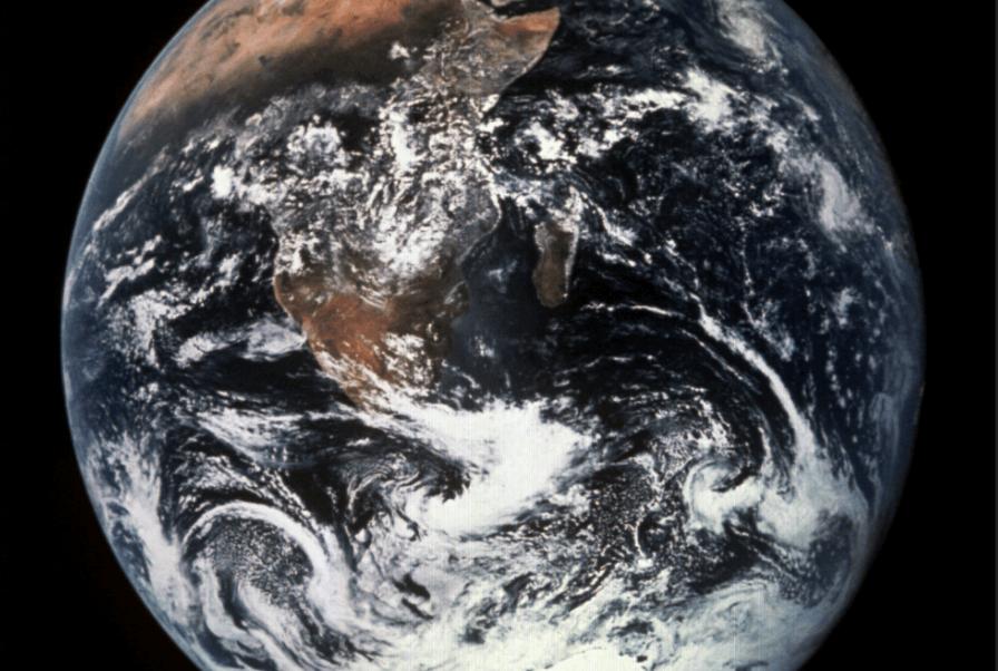 ¿Cómo se ve la Tierra a 110 millones de kilómetros?