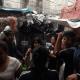 Enfrentamiento se desata en colonia Juárez de CDMX por desalojo