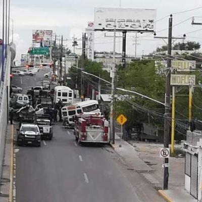 Enfrentamiento causa 5 muertos en Reynosa, Tamaulipas