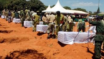 Tanzania investiga naufragio de ferri; suman 227 muertos