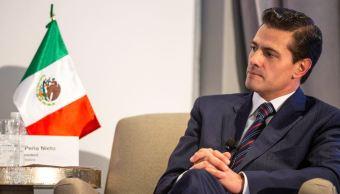 EPN ratifica compromiso de México con Acuerdo de París