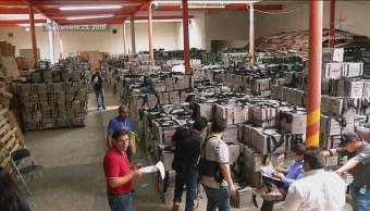 Este Martes Inicia Conteo Votos Gobernador Puebla