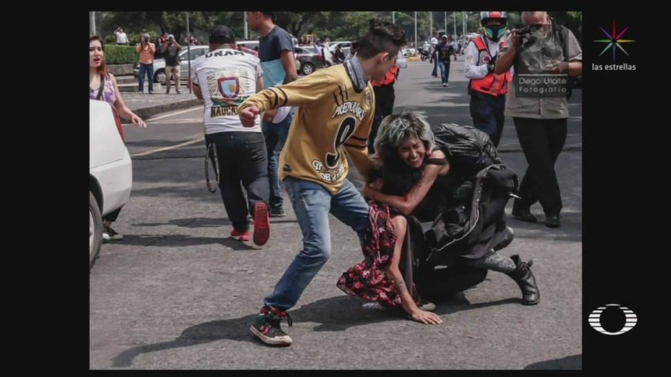 Estudiantes de la UNAM apuñalados por porros se recuperan