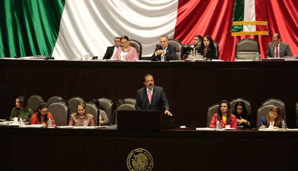 Disminuye el número de pobres en el país, dice Eviel Pérez