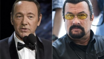 No imputarán a Spacey, Seagal y Anderson por abuso sexual