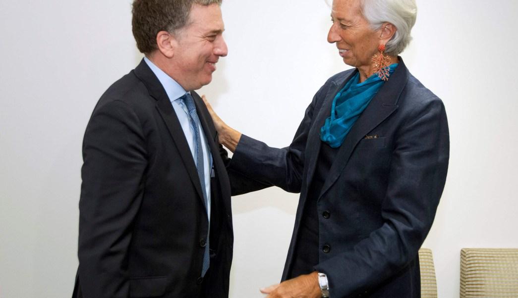 FMI avanza diálogo con Argentina, pero sin alcanzar acuerdo