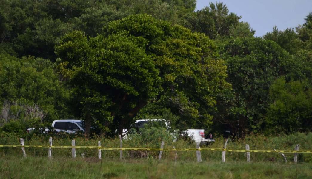 Avanza identificación de cuerpos en fosas de Veracruz