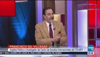 Francisco Gil Villegas Analiza Fortalecimiento Diplomacia Rusa