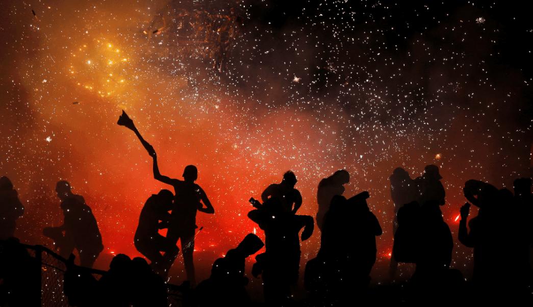Accidentes con pólvora aumentan en México en fiestas patrias
