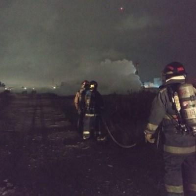 Fuga de gas provoca desalojo de familias en Puebla, investigan actividad de huachicoleros
