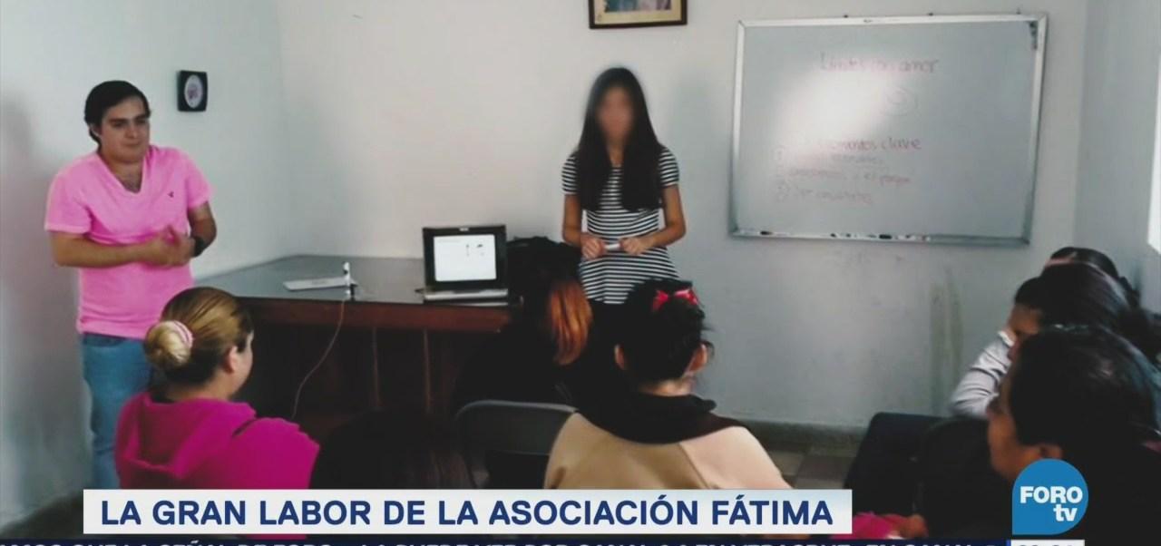 Fundación Fátima busca dearrollo integral de la mujer
