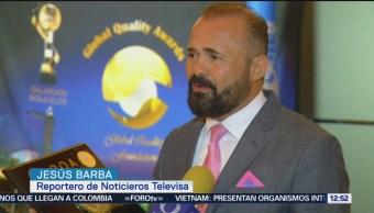 Global Quality reconoce labor de Jesús Barba