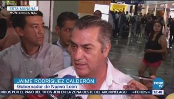 Gobernador de Nuevo León pedirá a AMLO apoyo para potenciar la inversión