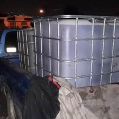 Aseguran 5 mil litros de hidrocarburo y toma clandestina en Guanajuato