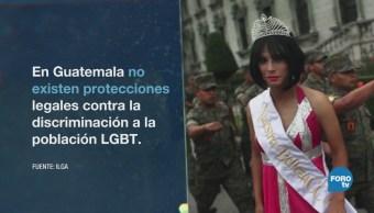 Guatemala analiza ley que anula protección a comunidad LGBTT