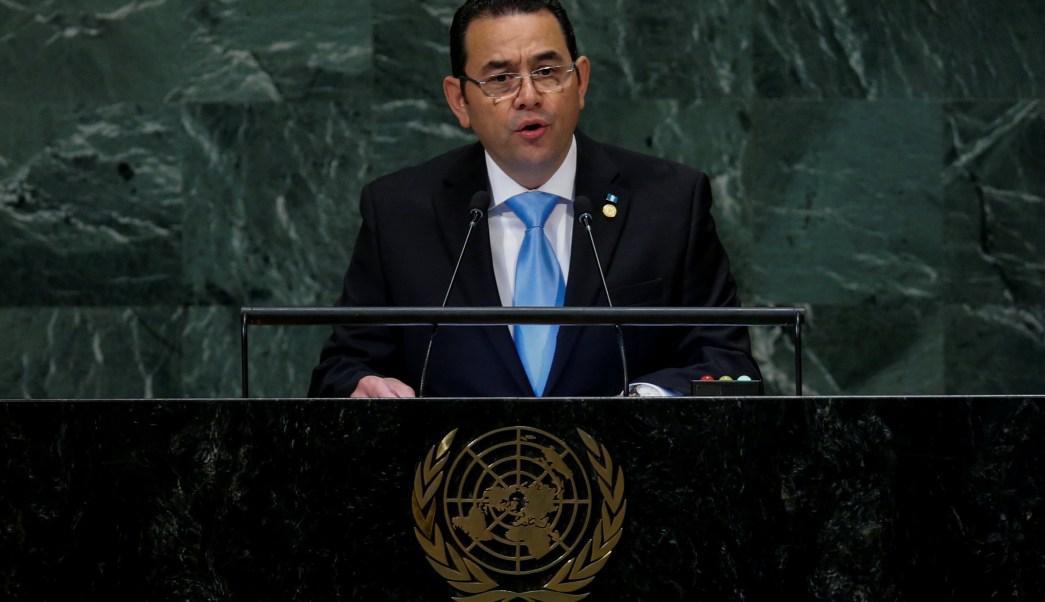 Morales acusa a la Cicig de causar terror en Guatemala