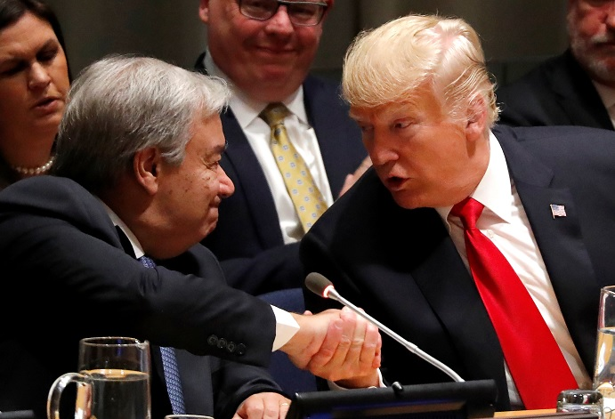 Nueva York: 73 Asamblea General de la ONU