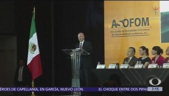 Hacienda: Está listo paquete de 150 mdp para transición