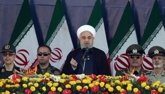 Rohani asegura que Irán aumentará capacidades militar