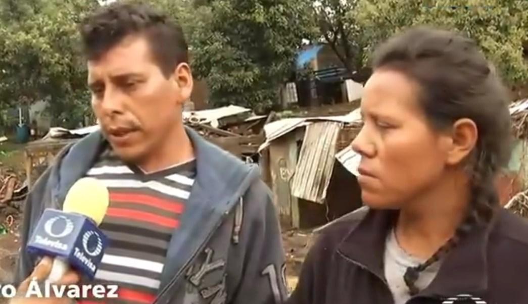 Hermanos relatan cómo sobrevivieron a la creciente del río