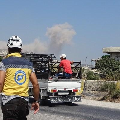 Crece presión contra ofensiva en Idlib, Siria, a días de la cumbre de Irán