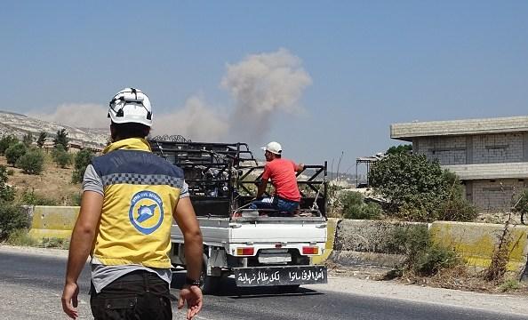 Idlib Siria crece presión contra ofensiva